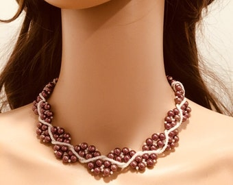 Handmade unique necklaces