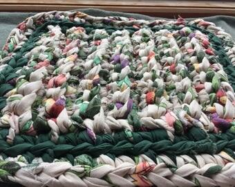 Rag Crochet Trivet
