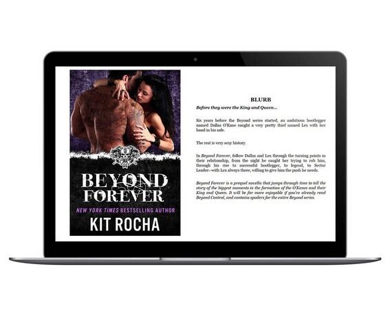 Ebook: Beyond Forever (O'Kane for Life, Novella #2)