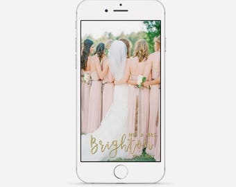 Gold Glitter Snapchat Geofilter, Custom Wedding Snapchat Geofilter, Gold Wedding Geofilter, Glitter Wedding Snapchat Filter, Wedding Filter