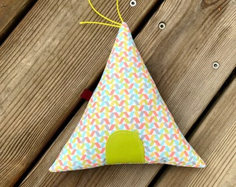 "Cushion tipi, deco ""tipi"" bohemian"