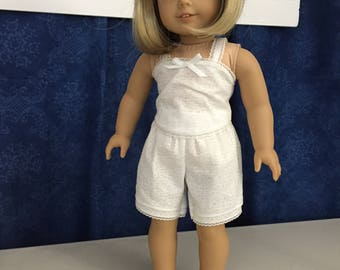 "delicate under garments for 18"" doll"