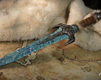 Stalhrim Dagger Replica - Skyrim