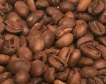 Roasted coffee beans 5 pounds Organic Ethiopia Limu Natural Grade 1