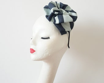 New Collection Spring 2018 Fascinator Hat 1940's 1950's Vintage Inspired Pin Up Rockabilly Elsa Schiaparelli