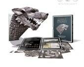 STARK DIREWOLF - Game of Thrones + Free Digital Mask