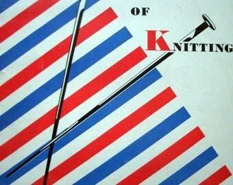 Beginner's Manual of Knitting [1950]