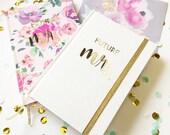 Bride Notebook Bride Planner Bride Journal Wedding Planner Book Future Mrs Journal Notebook Engagement Gift for Bride (EB3191T)