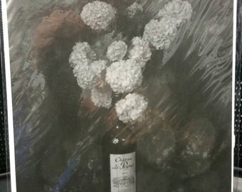 Carnations and Wine