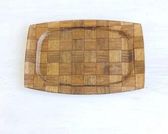 Small Weavewood Tray