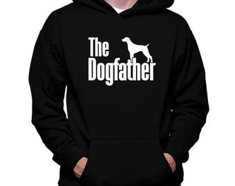 The Dogfather German Shorthaired Pointer Hoodie