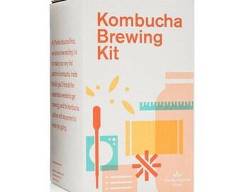 Organic Kombucha Brewing Kit