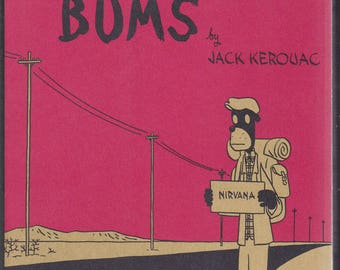 THE DHARMA BUMS by Jack Kerouac . Very Good Condition Paperback Book. Extended Introduction/Biography/Analysis by Ann Douglas. Nice gift!