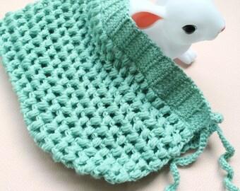Juliet - Cap bonnet in 100% Merino Wool - size newborn to 4t