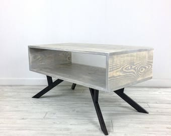 Low coffee table Etsy