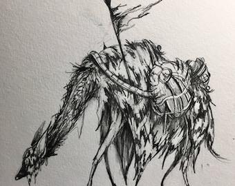 Limp Original Sketch