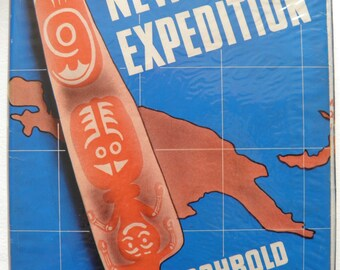 New Guinea Expedition Richard Archibold 1st Edition 1940