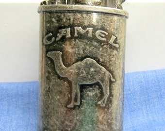 Camel Vintage Cigarette Lighter