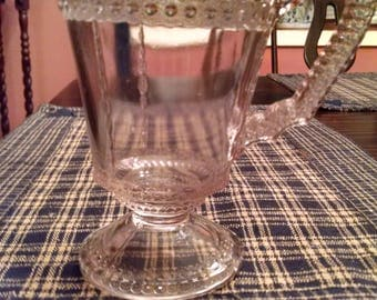 scalloped tape jewel band creamer