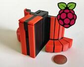 Mini kit étui Cray Y-MP Raspberry Pi zéro - imprimés 3D!