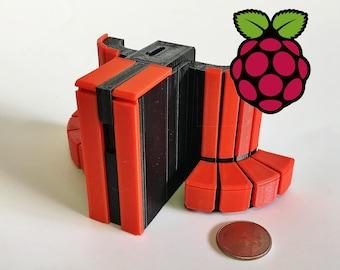 Mini Cray Y-MP Raspberry Pi Zero case kit - 3D Printed!