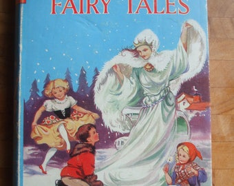 HANS ANDERSON'S Fairy Tales Published by The Children's Press 1963
