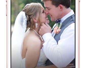 Wedding Snapchat GeoFilter, Wedding Geofilter, Best Day Ever Filter, Rustic Wedding, Custom Snapchat Filter