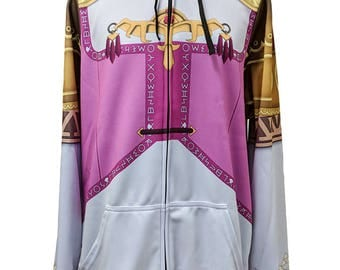 The Legend of Zelda Inspired Zelda Hoodie