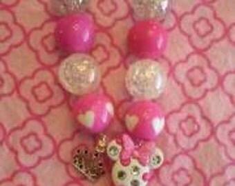 Minnie boutique Sparkle necklace