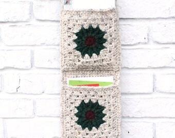 Crochet mail sorter