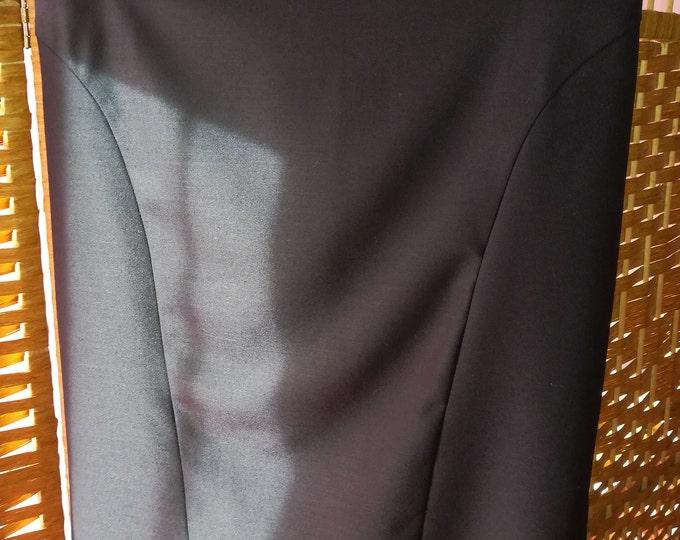 Skirt, Made in Portugal, Skirt, Black Skirt, Womens Clothing