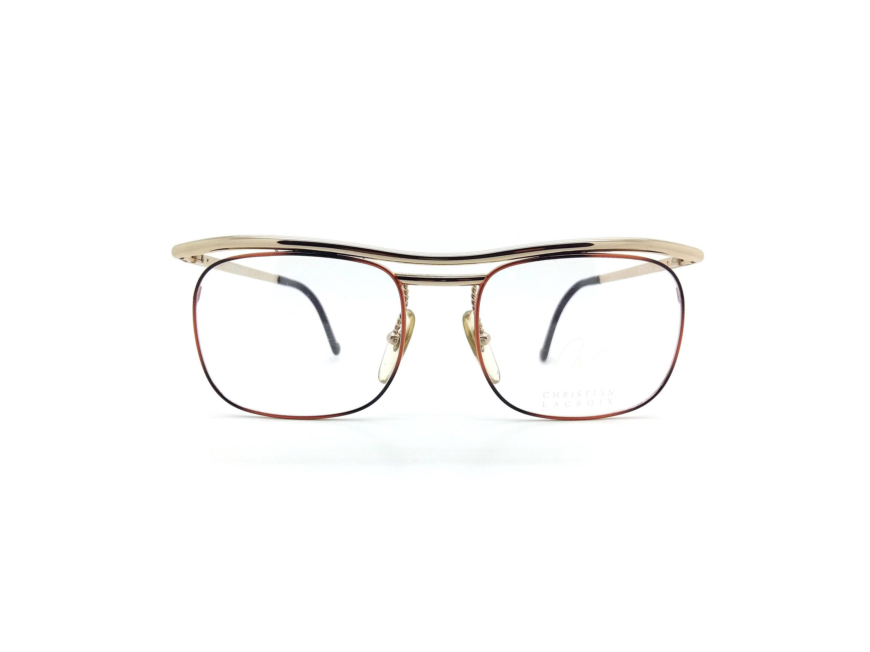 5c4f1ae5302 Genuine 1980s Christian Lacroix 7311 42 Vintage Glasses    Made in Austria     New