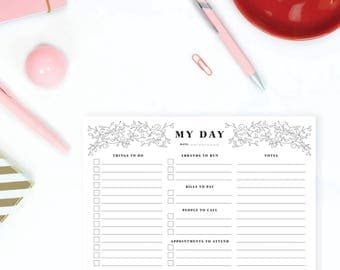 My Day – notepad