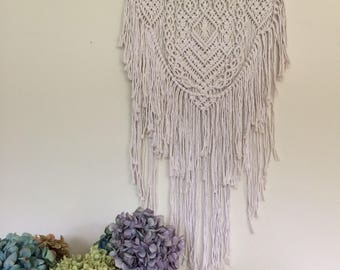 Macramé Wall Hanging Boho Wall Decor