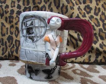 Original Nightmare Before Christmas Sally Mug