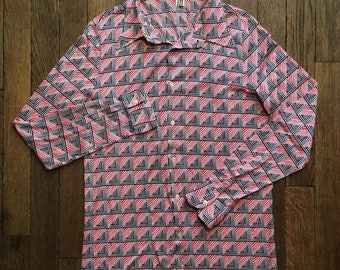 RARE: Lanvin 70's shirt