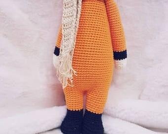 Lovely crochet handmade lalylala fox