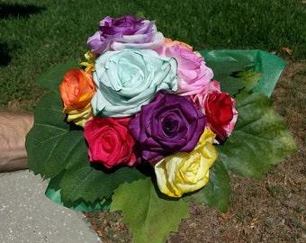 Joe's Paper Roses