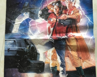 Back to the Future Part II Mini Poster
