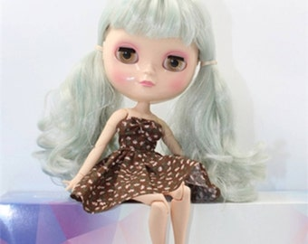 OOAK Custom ICY Brand Blythe Girl Doll Including Clothes/Shoes Very Rare