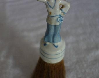 Vintage Porcelain Shaving Cream Brush