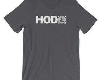 HodŁ litecoin Cryptocurrency Hold T-Shirt