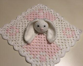 Baby Bunny Lovey
