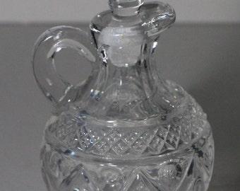 Imperial Glass, Cape Cod Cruet Cruet