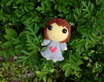 Finished Doll: Little Amorette (only 1 available)
