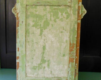 Shabby Cabinet Cottage Chic Distressed Cupboard Pantry