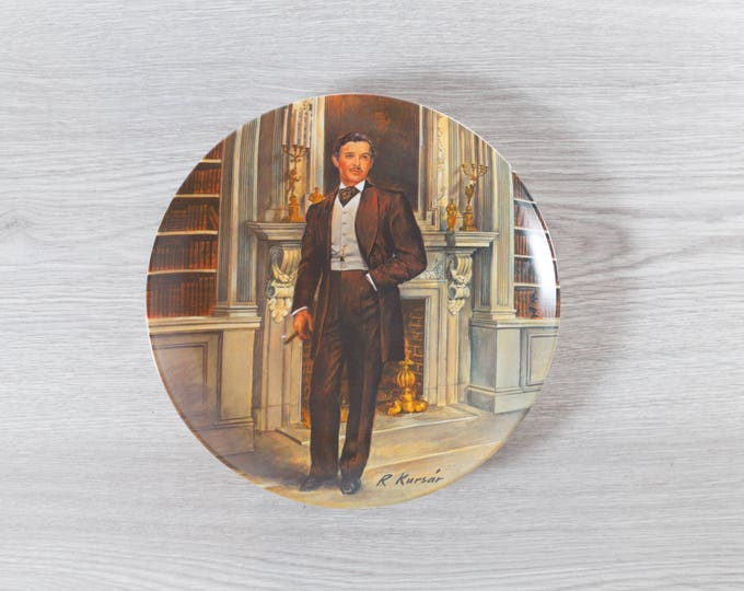 Rhett Collectors Plate / The Fourth Issue in the Gone with the Wind / by Raymond Kursar