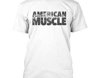 American Muscle Car Shirt