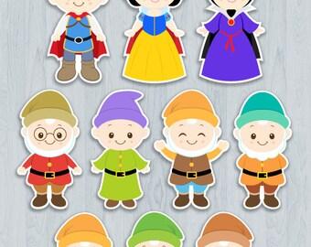 Snow White Centerpiece, Snow White Centerpieces, Snow White Cake Topper, Snow White Table Centerpiece, Snow White Decorations