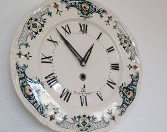 Old clock ceramic lift - JAZ - France